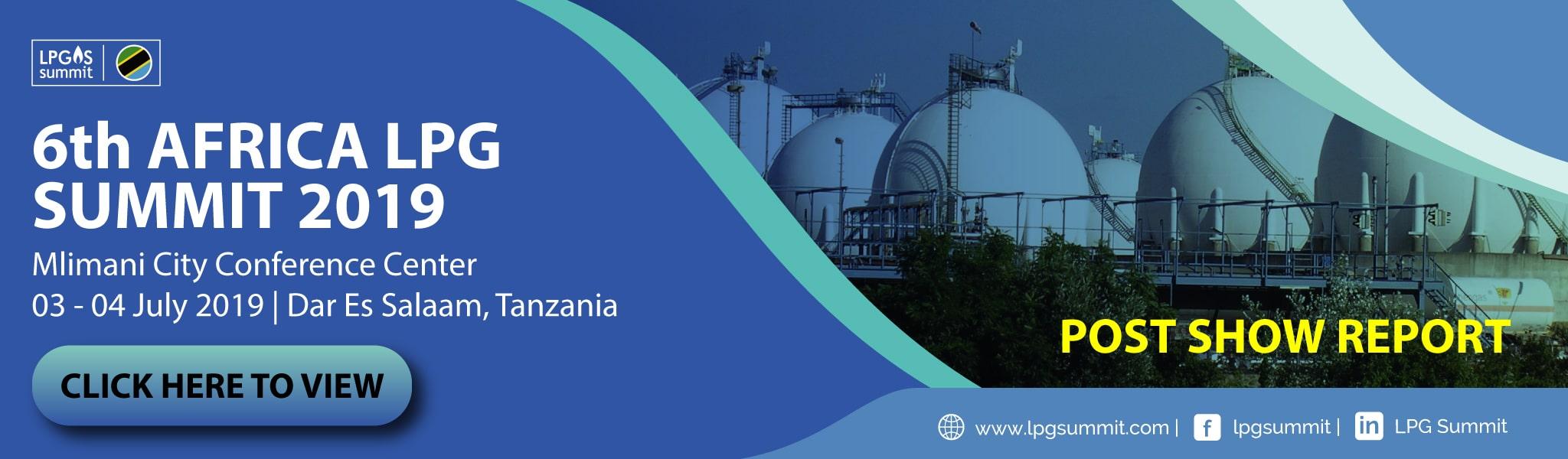 PSR Tanzania LPG Summit