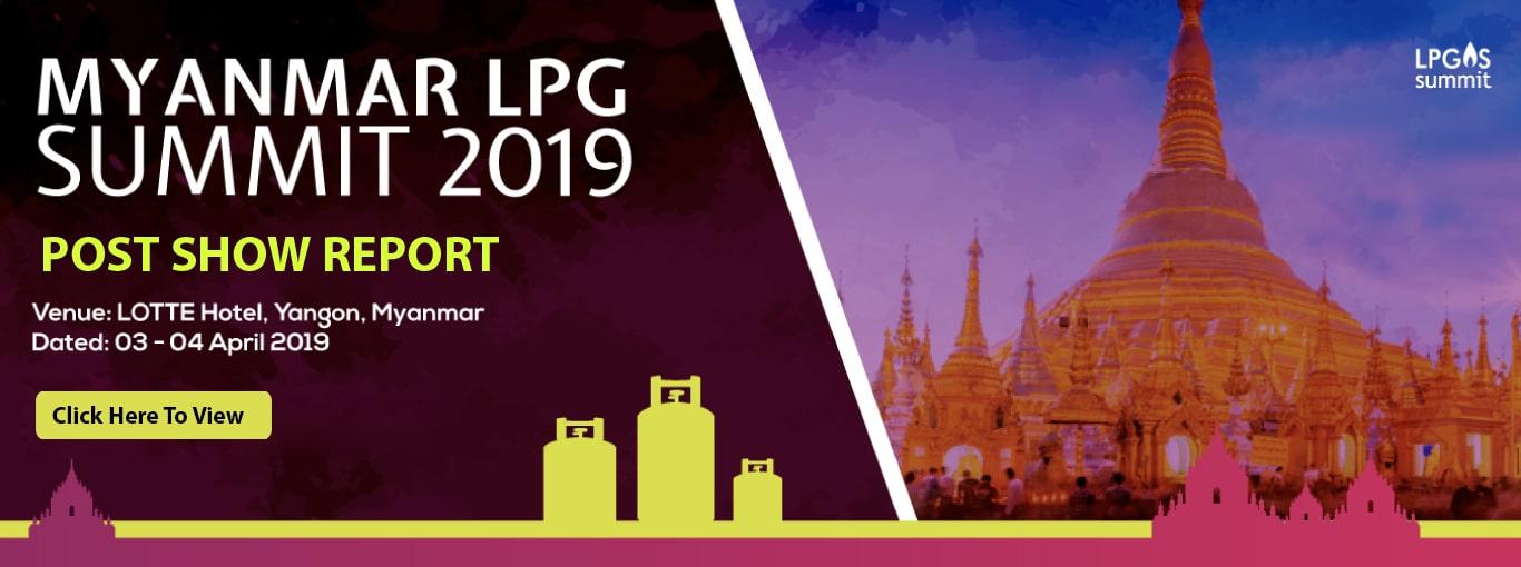Myanmar LPG Summit 2019